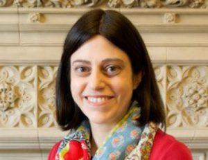 Genomics education Mylynda Massart headshot