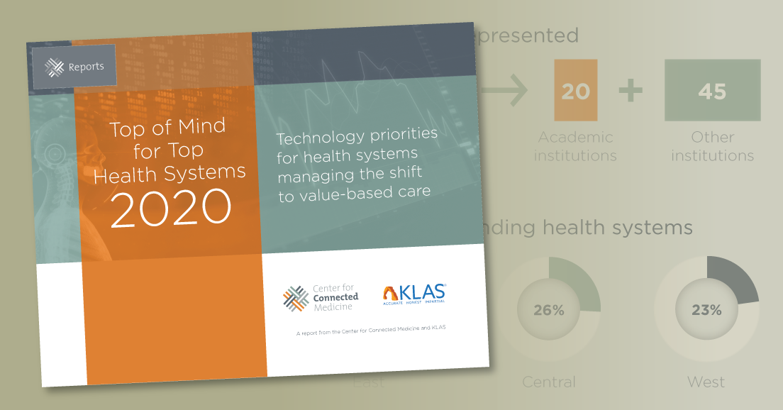 Top of Mind 2020: Patient engagement, data analytics, and precision medicine drive better care, but barriers remain