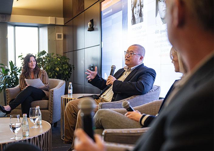 Mark Zhang, Brigham Digital Innovation Hub
